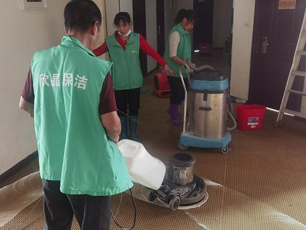 地毯清洗與清洗劑介紹